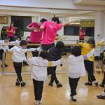 MJダンスクラス有志「みなと区民祭り」にてダンスパフォーマンス