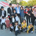 【みなと区民祭り本番】MJダンスクラス有志メンバーが出演