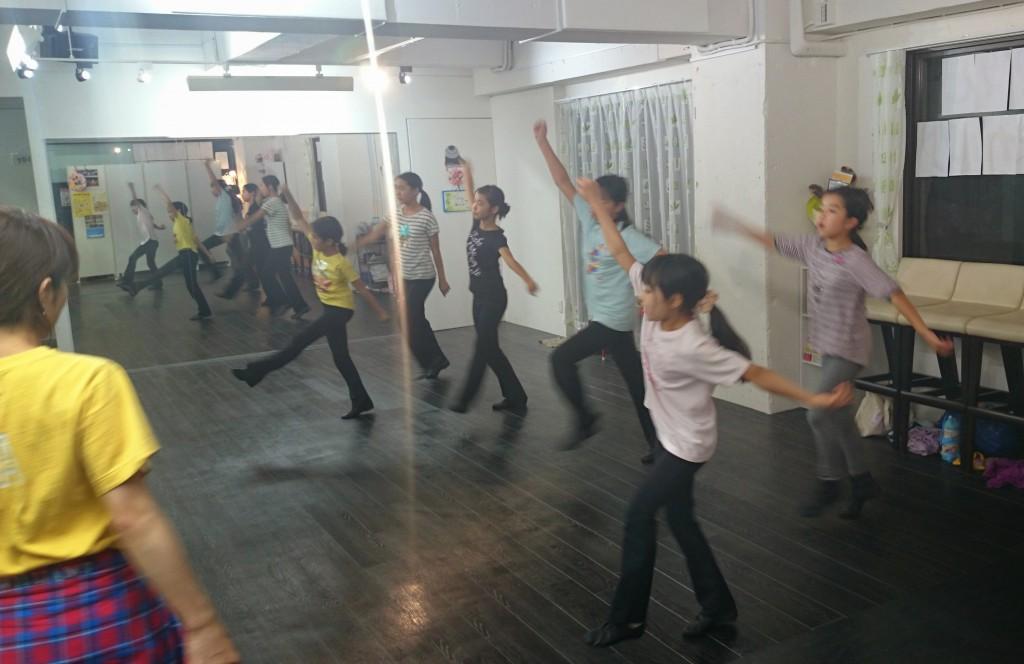 ダンス中級
