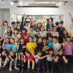 恵比寿音楽祭2015『ジュエリーキッズミュージカルコンサート』稽古進行中