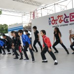 MJダンスパフォーマンス@みなと区民祭り